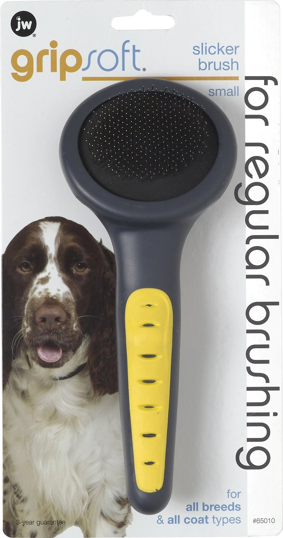 JW Pet Gripsoft Small Slicker Brush