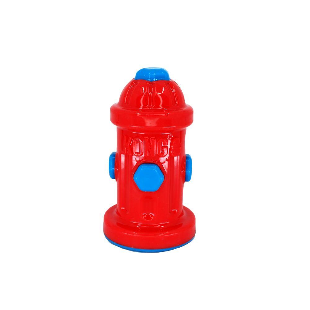KONG Eon Fire Hydrant Dog Toy, Large