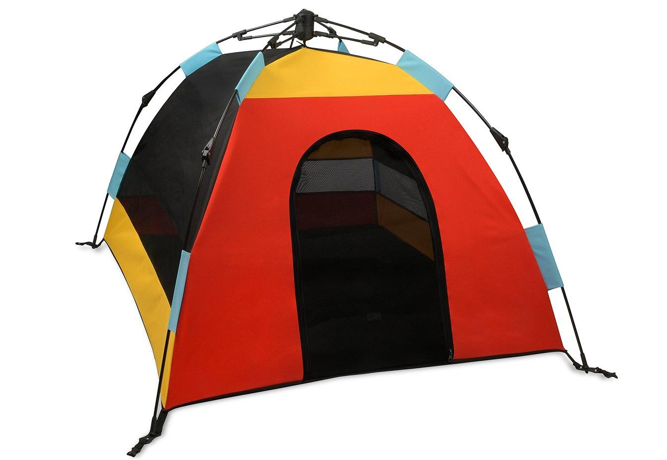 P.L.A.Y. Scout & About Outdoor Dog Tent, Sunrise