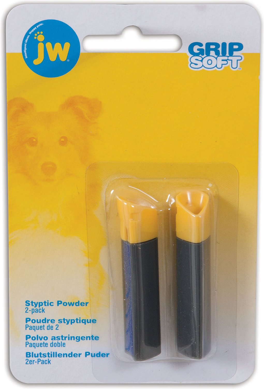 JW Pet Pet Styptic Powder, 2-pack