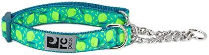 RC Pet Products Training Dog Collar, Lemonade, Medium
