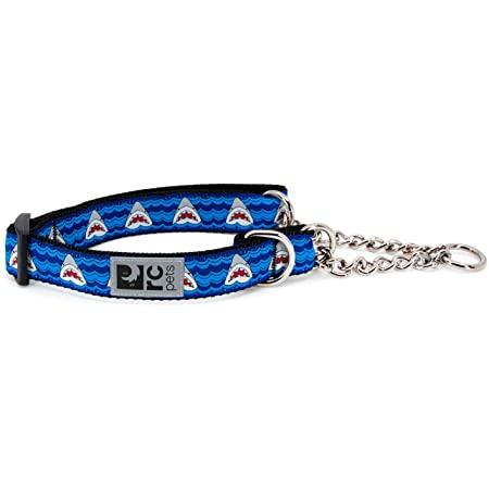 RC Pet Products Training Dog Collar, Shark Attack, X-Small