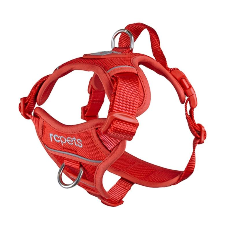 RC Pet Products Momentum Control Dog Harness, Goji Berry Image