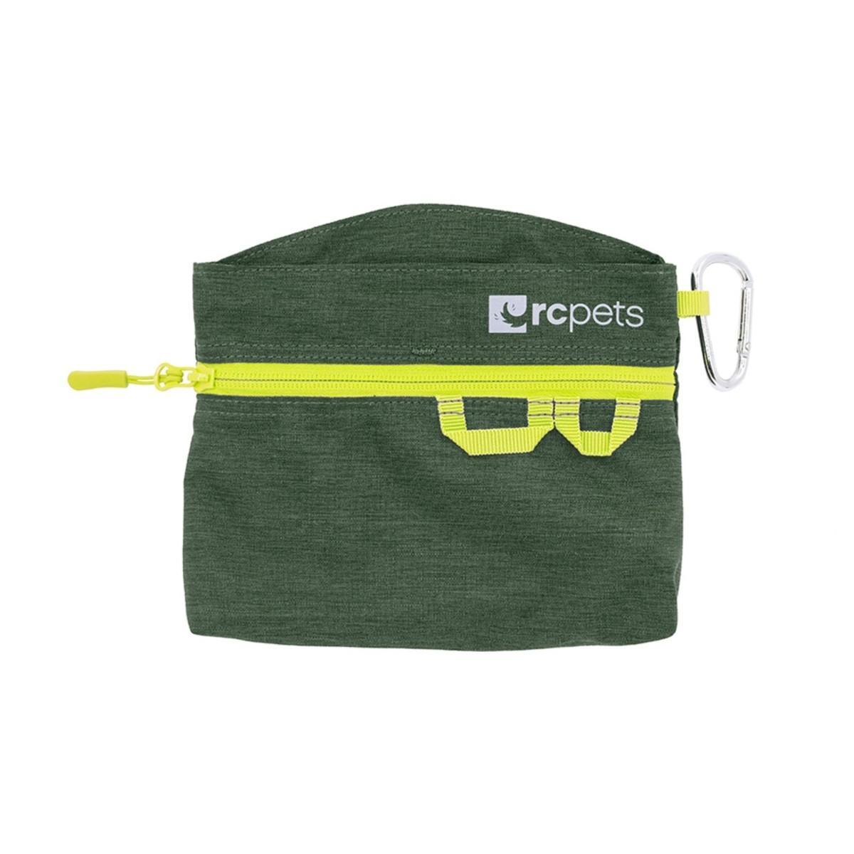 RC Pet Products Quick Grab Dog Treat Bag, Heather Olive
