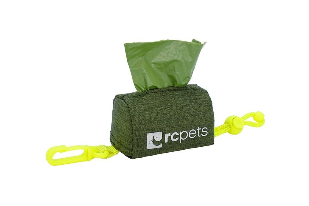 RC Pet Products P.U.P. Dog Poop Bag Dispenser, Heather Olive Image