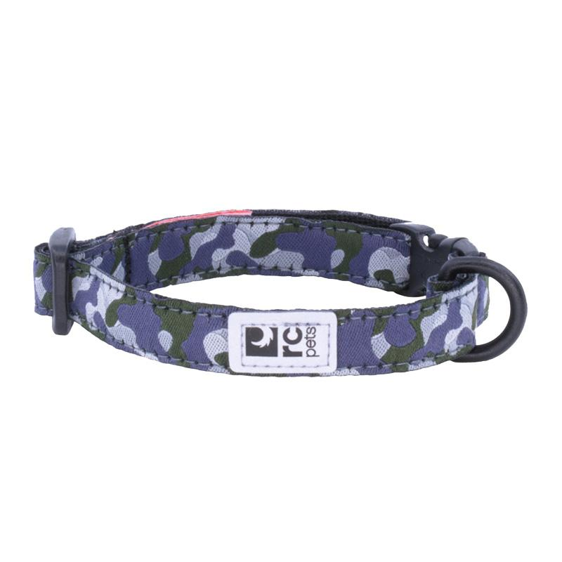 RC Pet Products Kitty Breakaway Cat Collar, Camo Image