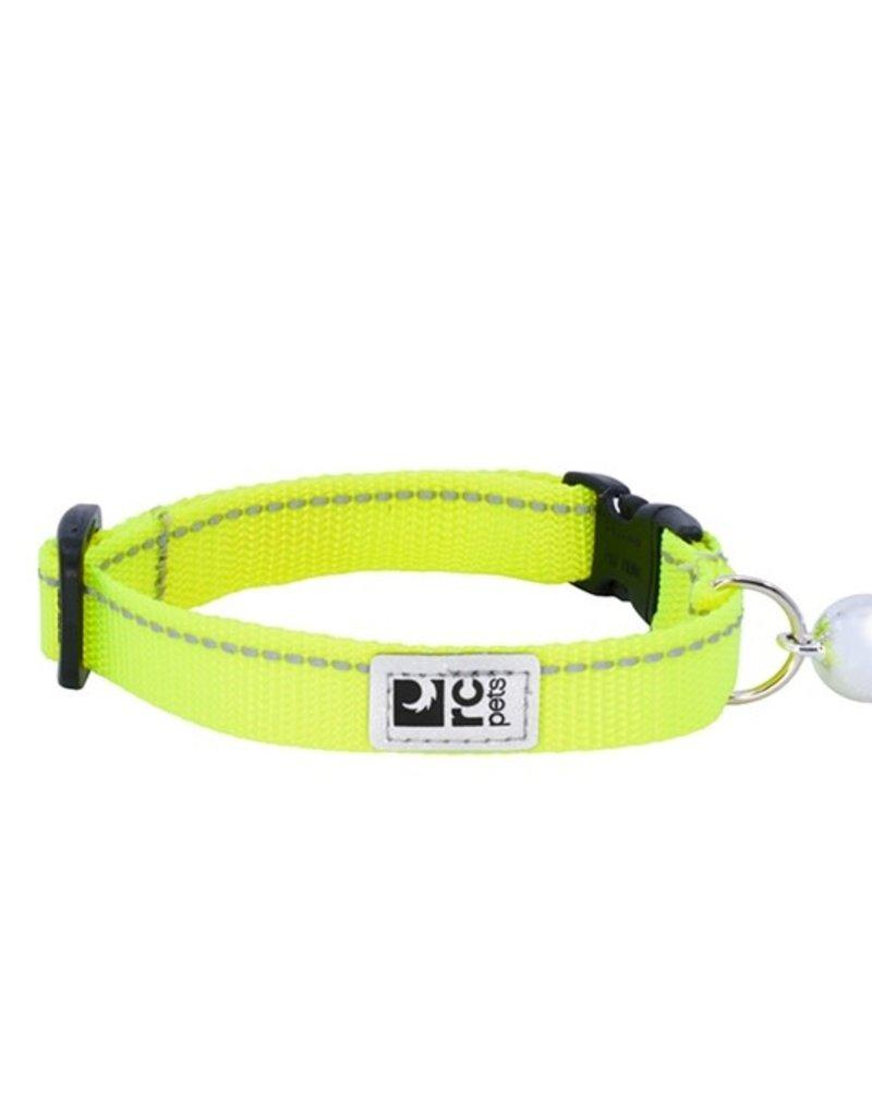 RC Pet Products Primary Kitty Breakaway Cat Collar, Tennis
