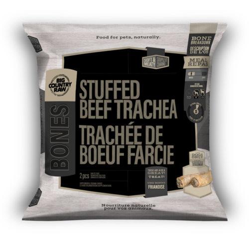 Big Country Raw Stuffed Beef Trachea