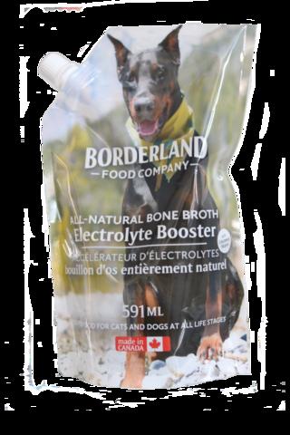 Borderland Bone Broth Booster, 591-ml