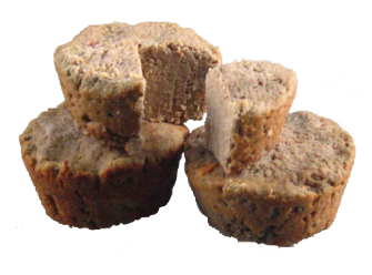 Canine Life Muffin Turkey, 20-count