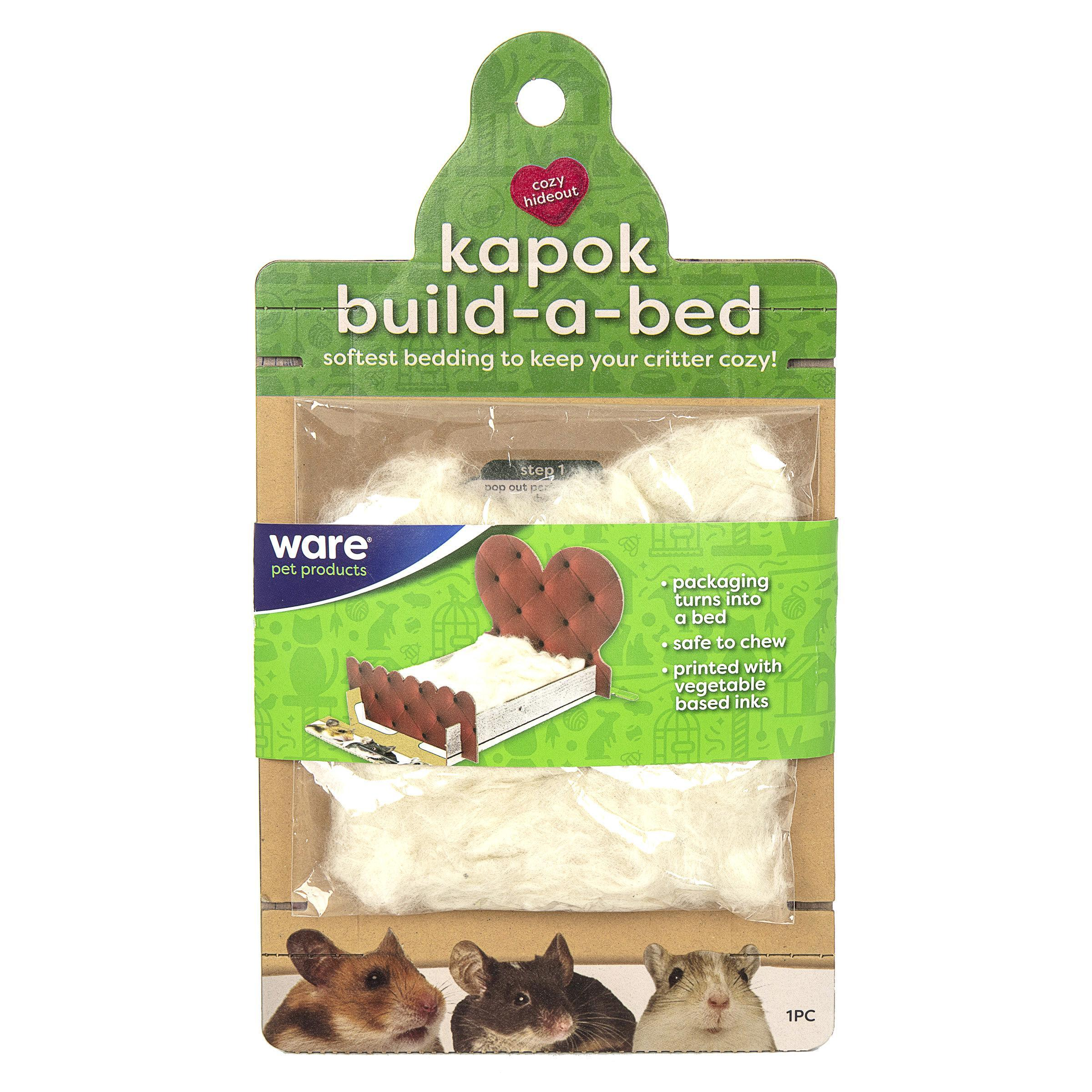 Ware Kapok Build-A-Bed Small Animal Bedding