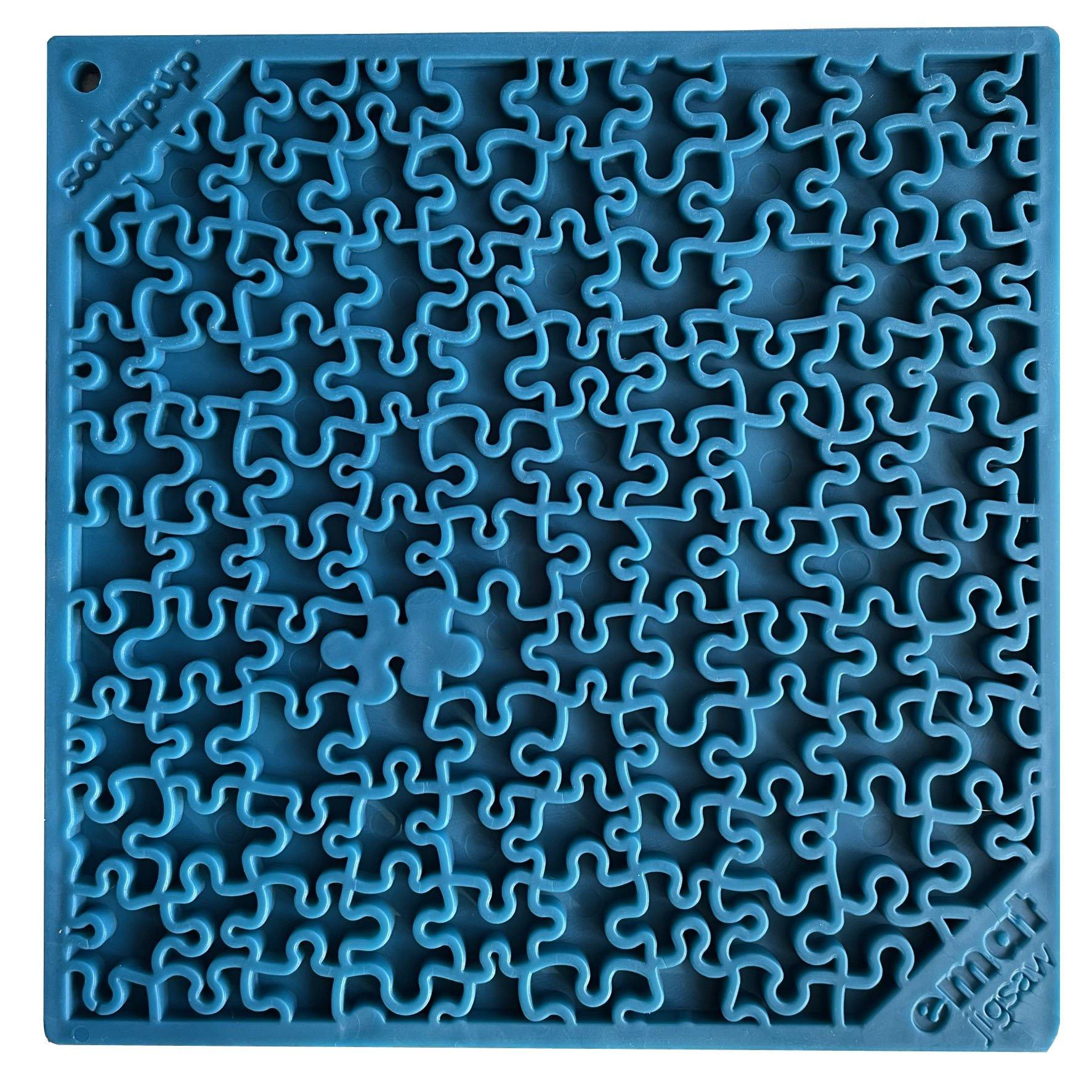 SodaPup Licking Mat, Jigsaw Design