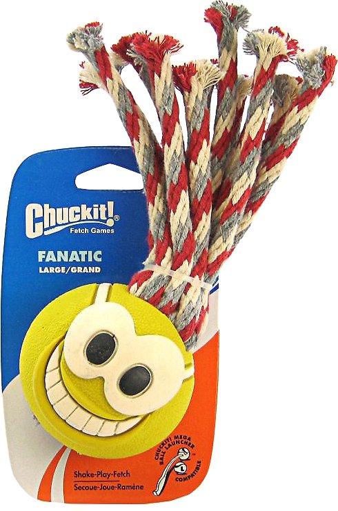 Chuckit! Fanatic Ball, Color Varies Image