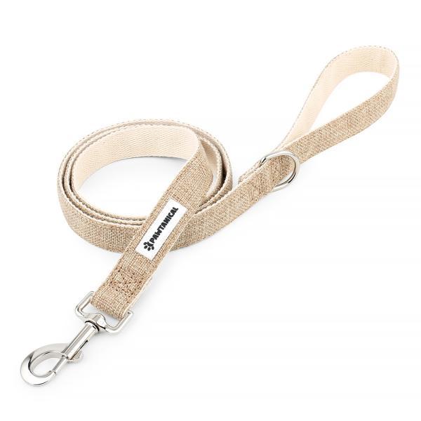 Pawtanical Dog Leash, Khaki Image