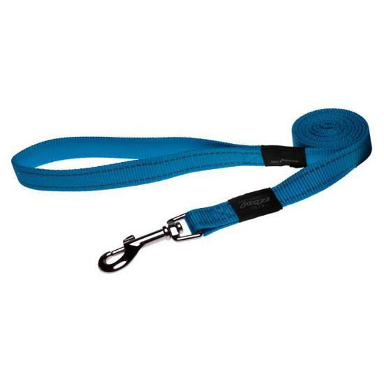 Rogz Utility Dog Leash, Turquoise Image
