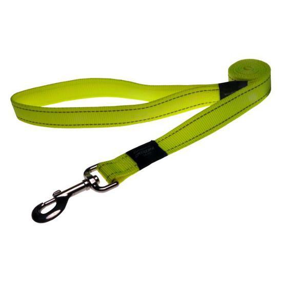Rogz Utility Dog Leash, Yellow Image