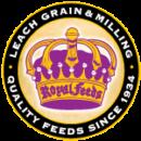 Leach Grain Whole Corn Bird Food, 50-lb