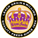 Leach Grain Hulled Sunflower Bird Food, 25-lb