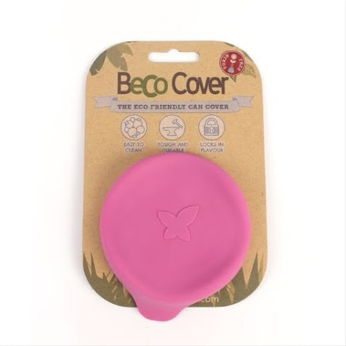 Beco Keep it Fresh Can Cover, Pink