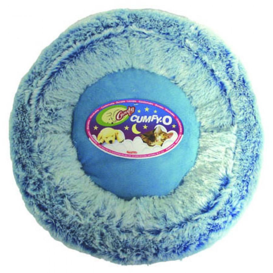 CUMFY-O's Ultra Soft Pet Bed, Blue