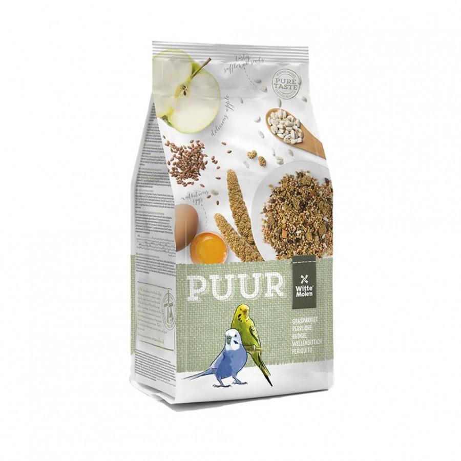 Witte Molen PUUR Gourmet Seed Mix Budgie Bird Food Image