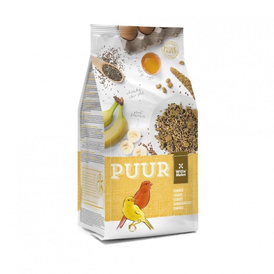 Witte Molen PUUR Gourmet Seed Mix Canary Bird Food Image