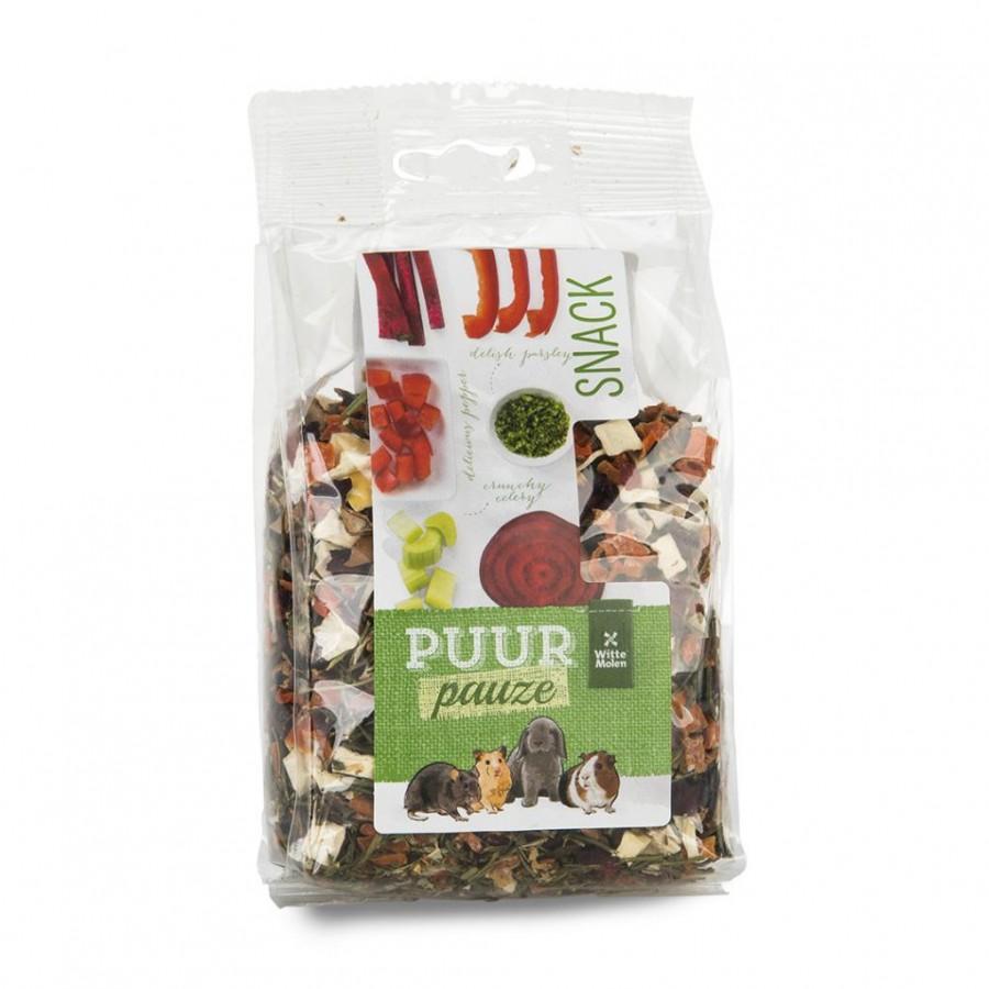 Witte Molen PUUR Pauze Vegetable & Herb Small Animal Treats Image