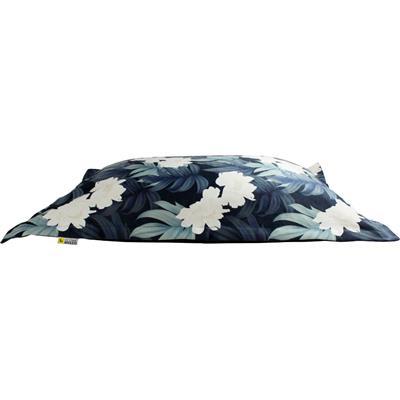 BeOneBreed Cloud Pillow Bed, Peonies, Medium