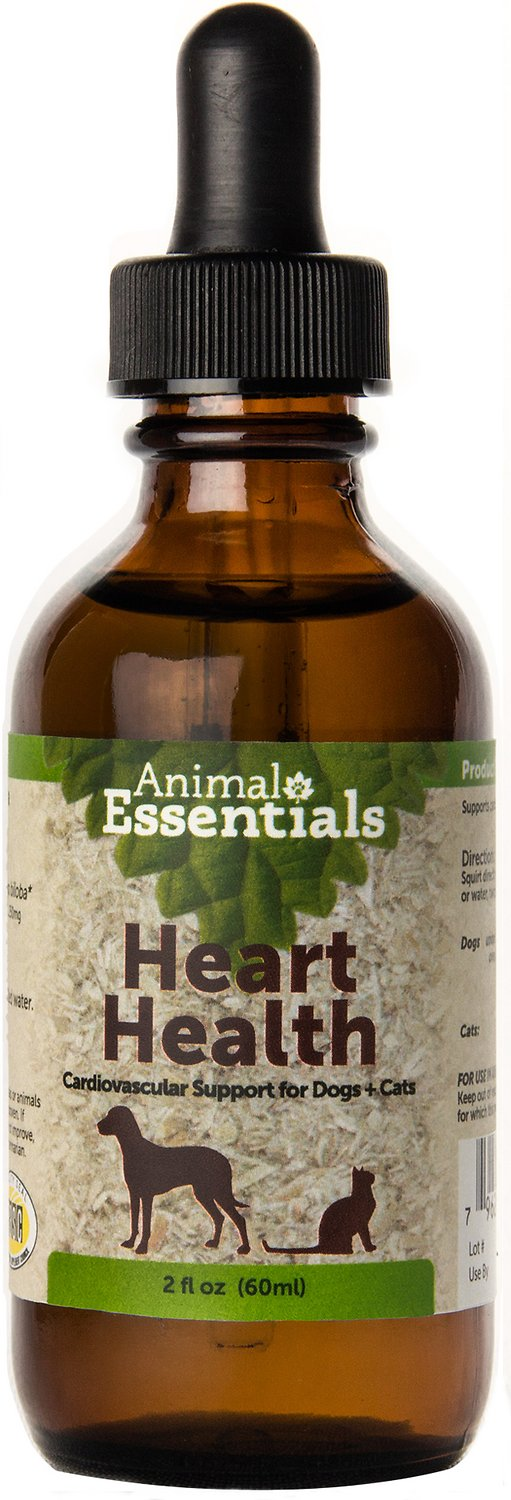 Animal Essentials Heart Health Cardiovascular Support Dog & Cat Supplement Image