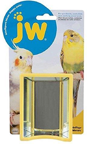 JW Pet Activitoy Birdie Hall of Mirrors Toy, Small/Medium Image