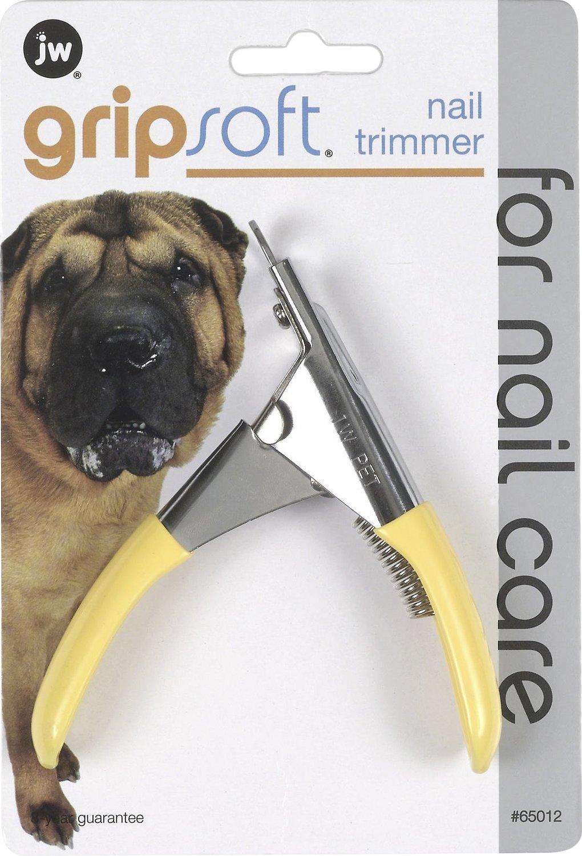 JW Pet Gripsoft Nail Trimmer