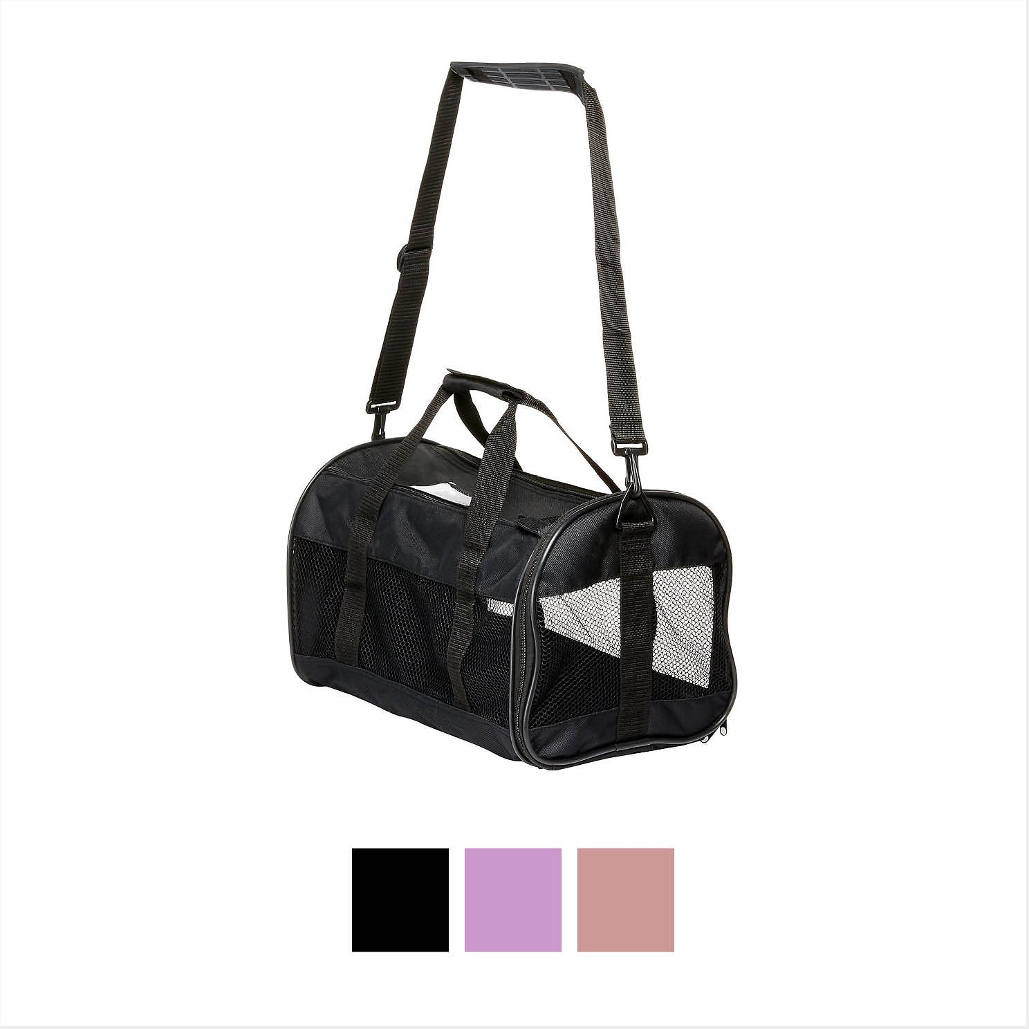 Petmate Soft Sided Pet Kennel Cab & Carrier Image