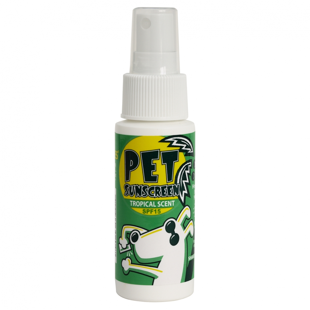 Doggles Pet Sunscreen SPF 15, Tropical Scent Image