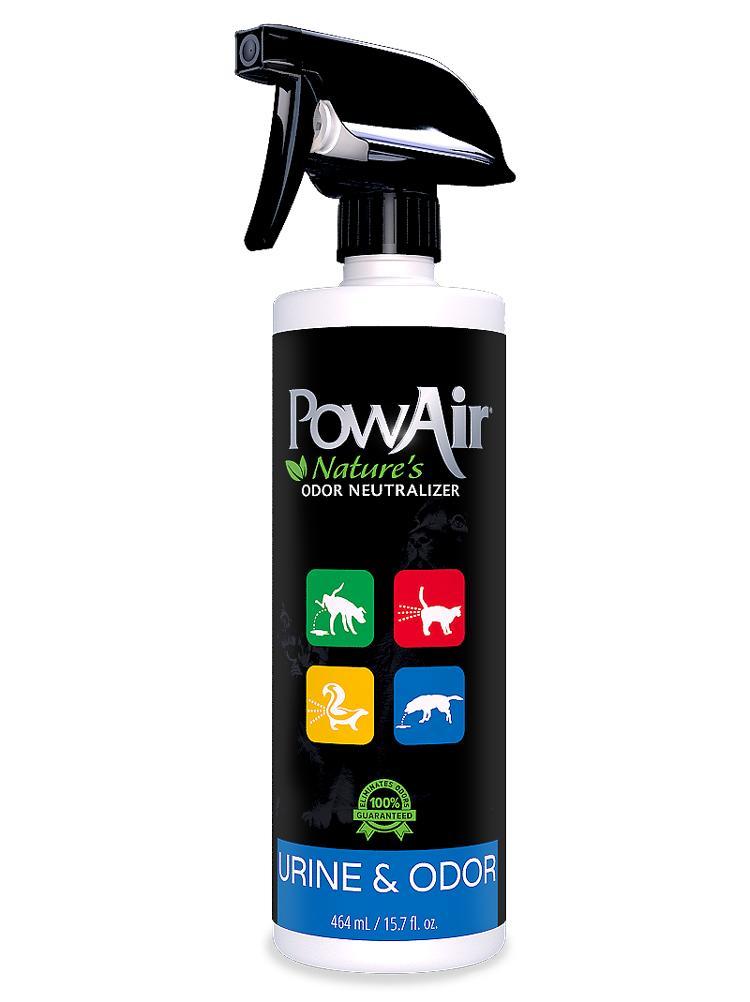 PowAir Urine & Odor Pet Odor Neutralizer Spray, 15.6-oz
