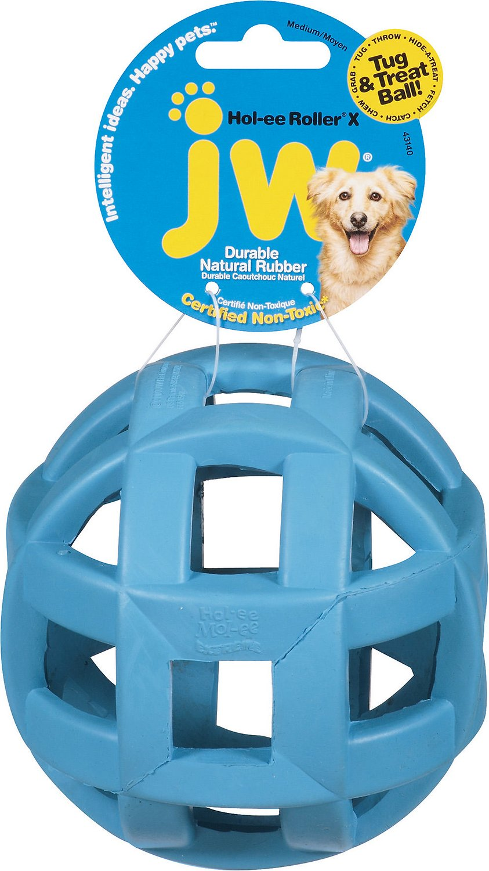JW Pet Hol-ee Roller X Extreme Dog Toy