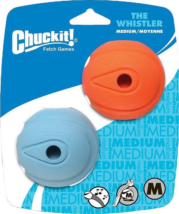 Chuckit! The Whistler Ball, Color Varies Image