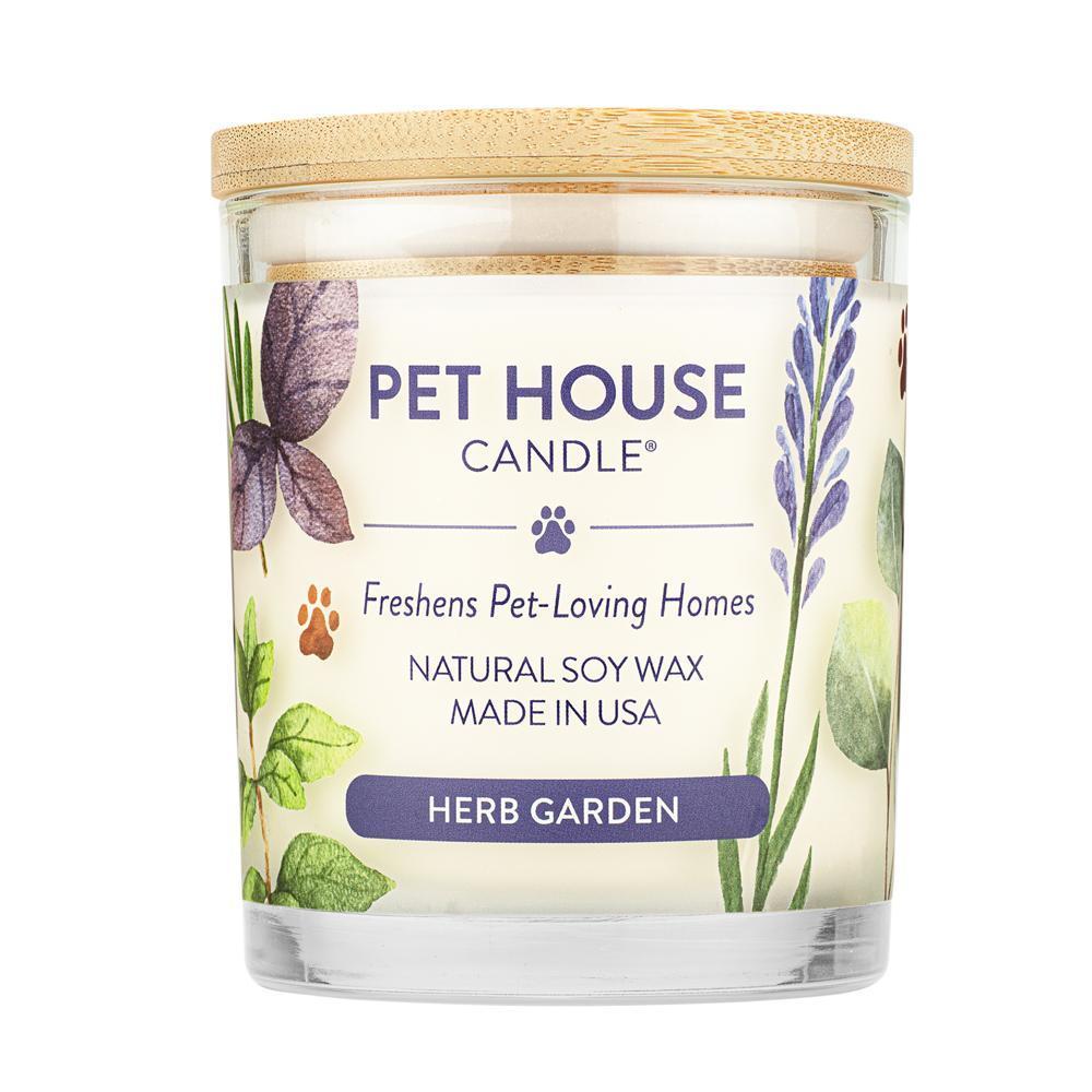 Pet House Herb Garden Candle, 9-oz