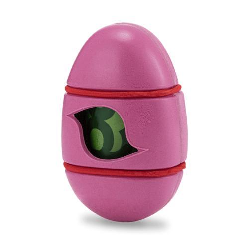 Beco Pocket Bamboo Dog Poop Bag Dispenser, Pink
