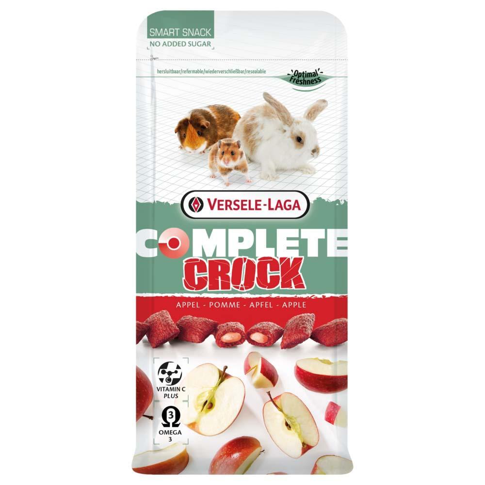Versele-Laga Complete Crock Apple Small Animal Treats, 50-gram