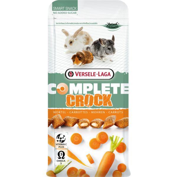 Versele-Laga Complete Crock Carrots Small Animal Treats, 50-gram