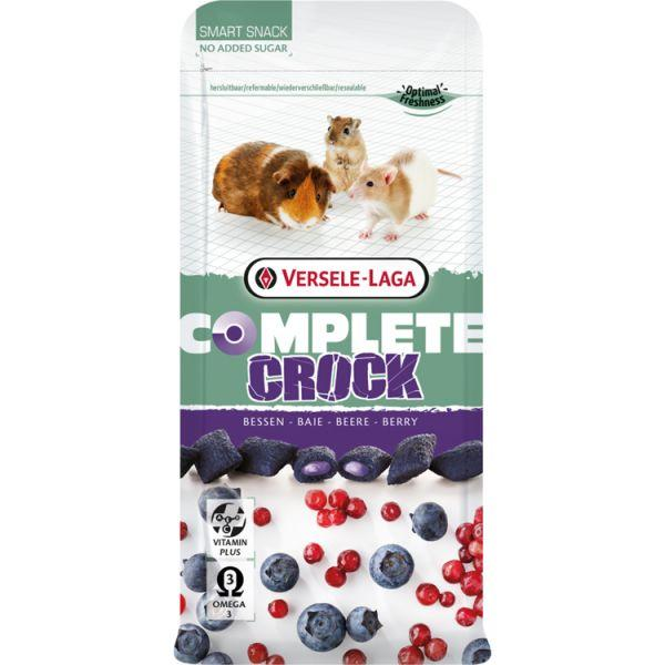 Versele-Laga Complete Crock Berry Small Animal Treats, 50-gram