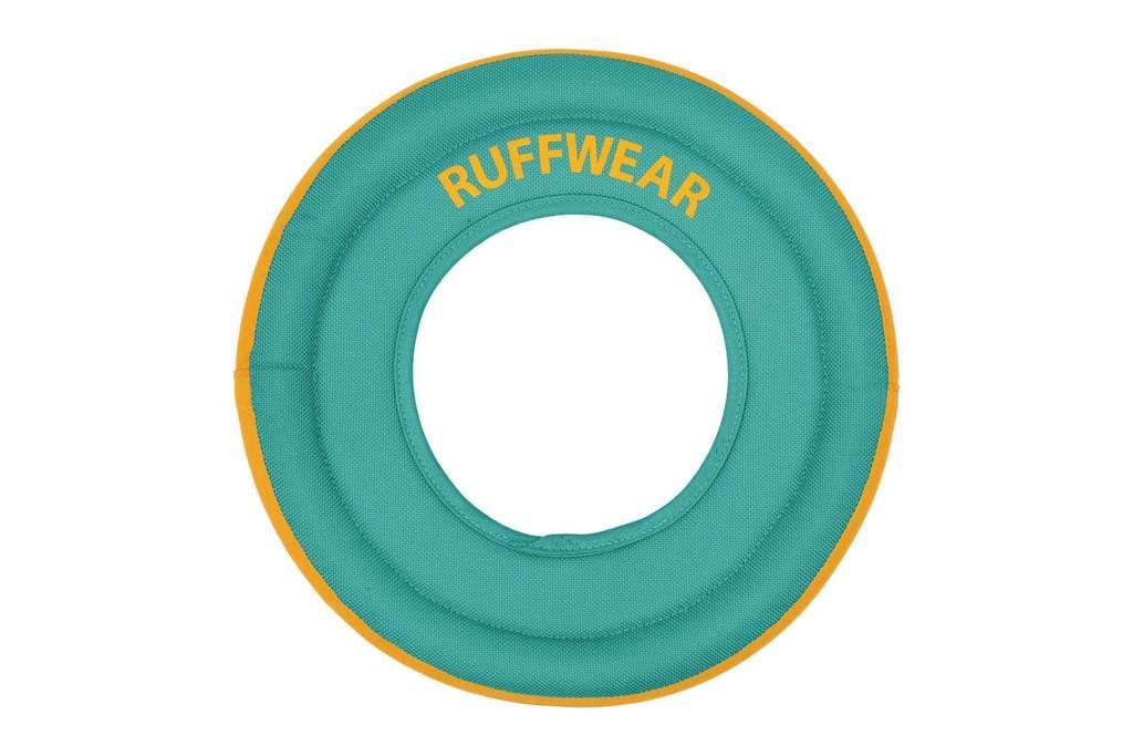 Ruffwear Hydro Plane Floating Throw Dog Toy, Aurora Teal, Large