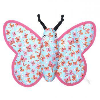 The Worthy Dog Butterfly Dog Toy, Small