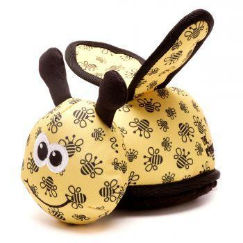 The Worthy Dog BusyBee Dog Toy, Small