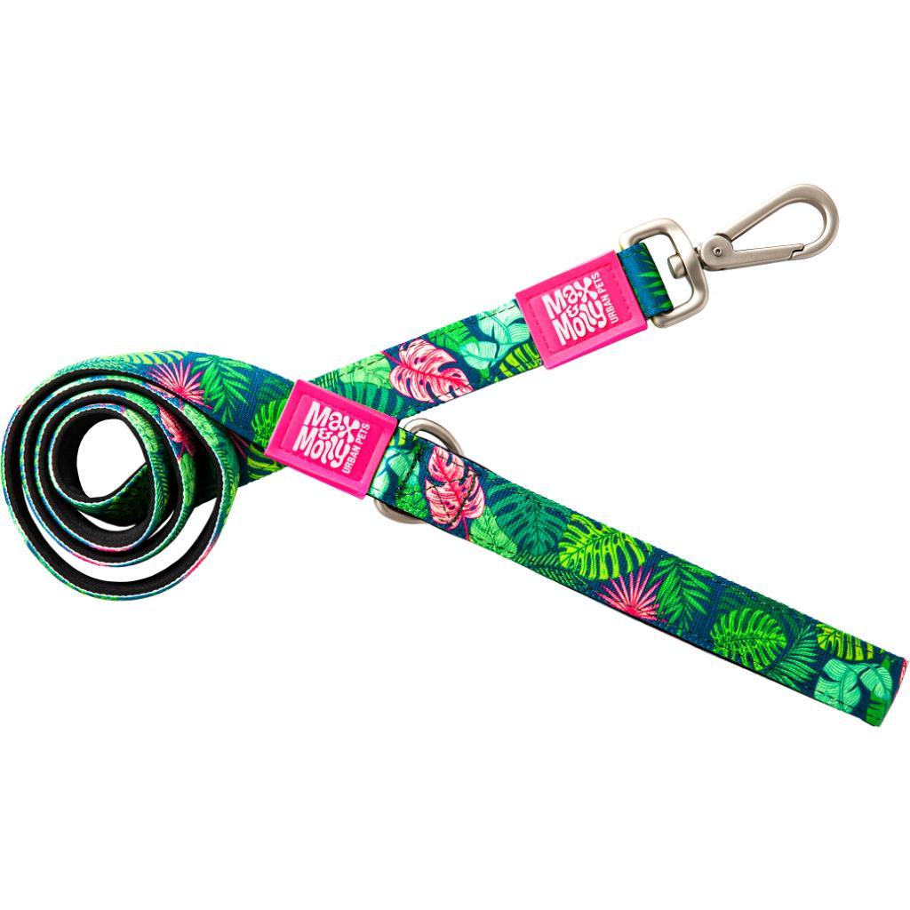 Max & Molly Original Dog Leash, Tropical Image
