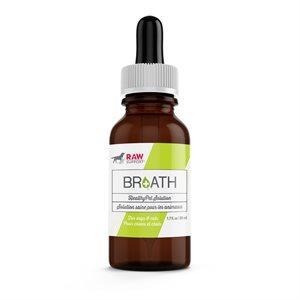Raw Support BR+ATH Dog & Cat Breath Freshener, 50-mL