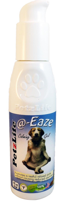 PetzLife @-Eaze Calming Support for Pets, 4.5-oz bottle
