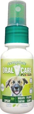 PetzLife Peppermint Oral Care Spray, 1-oz bottle