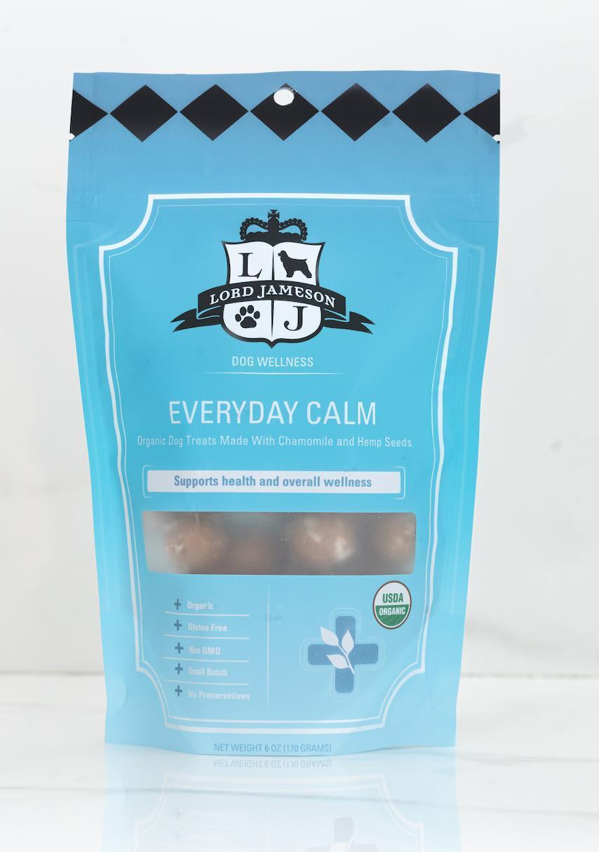 Lord Jameson Everyday Calm Dog Treats, 6-oz