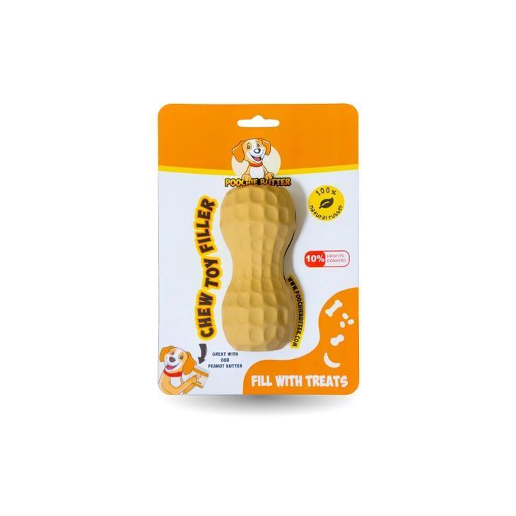 Poochie Butter Filler Dog Toy, Medium